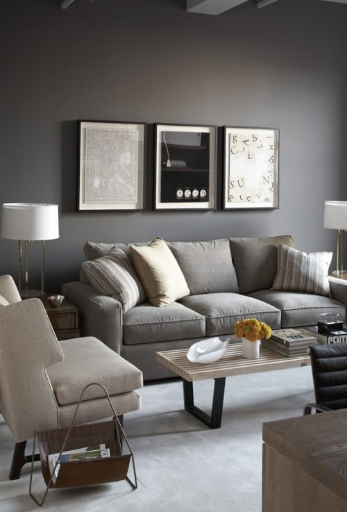 Fine Ideal Gray Couch Gray Walls Ln58 Roccommunity Inzonedesignstudio Interior Chair Design Inzonedesignstudiocom